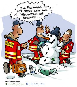 Kühlmaßnahmen