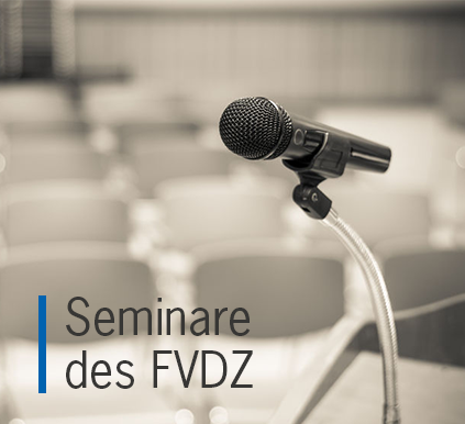 Seminare des FVDZ (Freier Verband Deutscher Zahnärzte e.V)